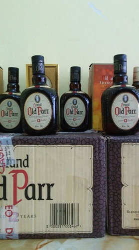 whiskys red label black label old parr chivas doble black