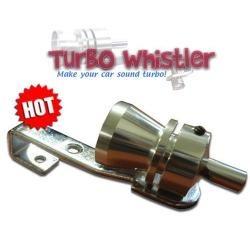 whistler sonido turbo escape blow off gcp