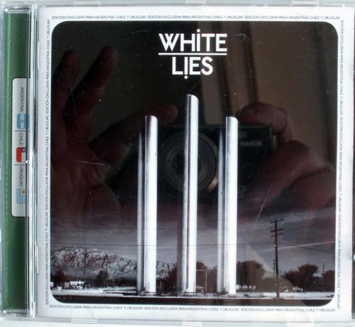 white lies - to lose my life - cdpromo nacional