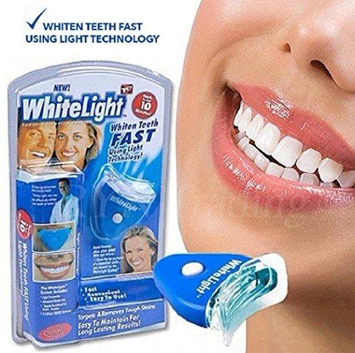 White Light Kit Clareador Dental Clareamento Perfeito R 103