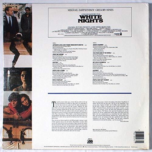 White Nights (1985) Banda Sonora [nm / Nm]
