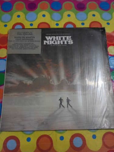 white nights lp'85 banda sonora original el sol de media noc