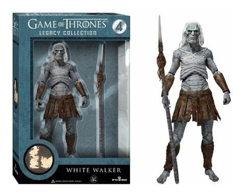 white walker (game of thrones) - action figure