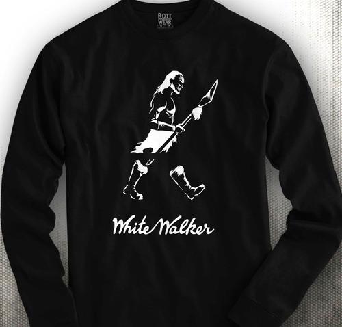 white walker game of thrones caminantes blancos ml rott wear