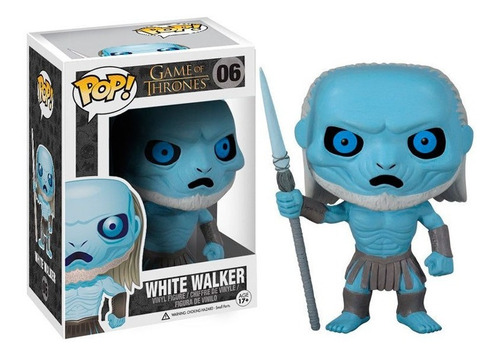 white walker game of thrones - funko pop original