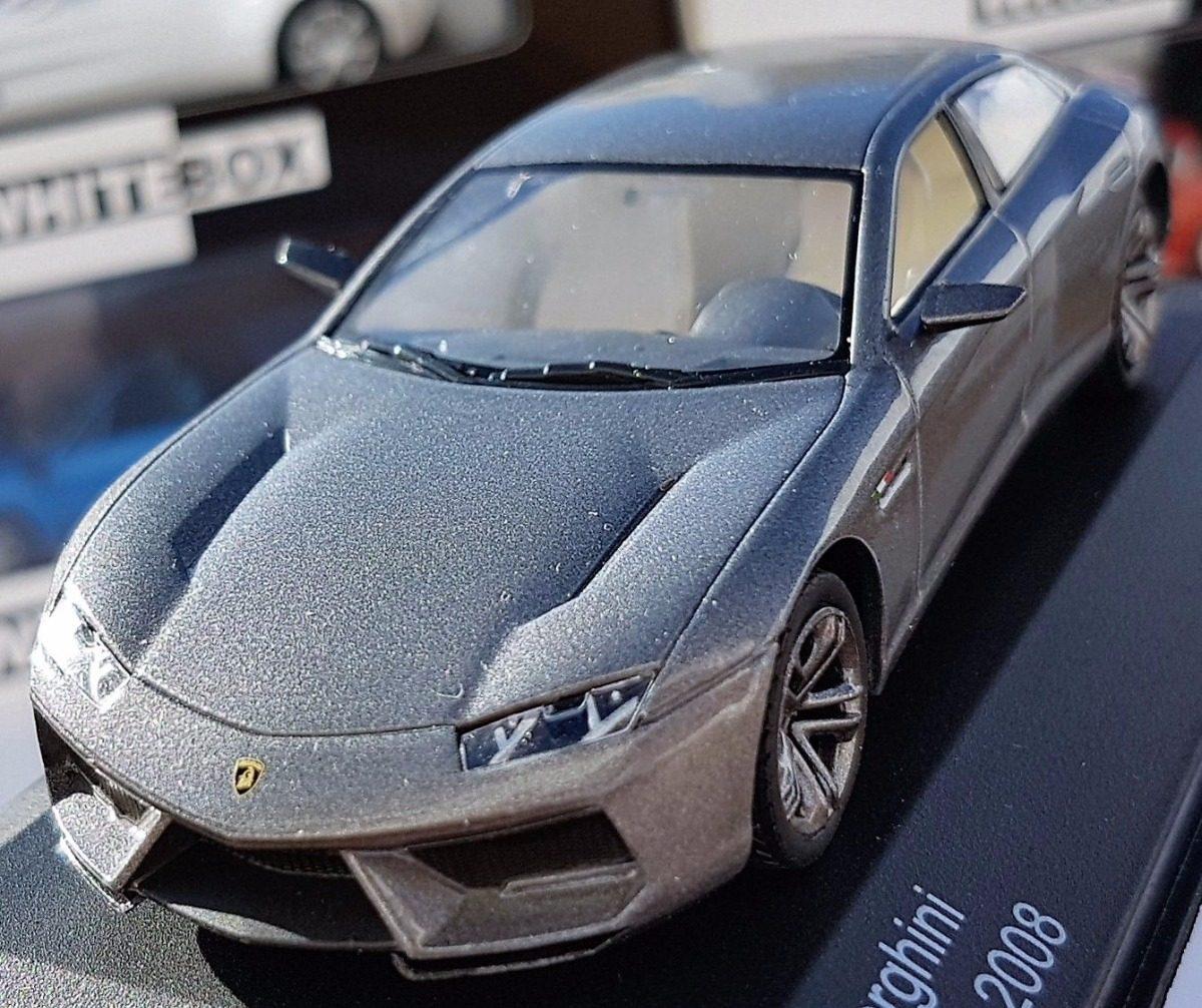 Whitebox Lamborghini Estoque Limited Edition Scale 1:43 Novo. Carregando  Zoom.