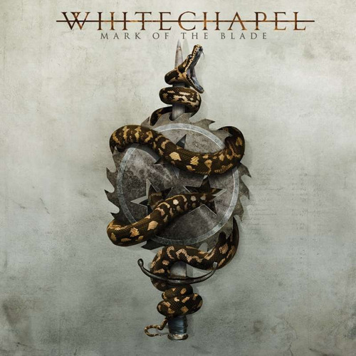 whitechapel mark of the blade cd nuevo