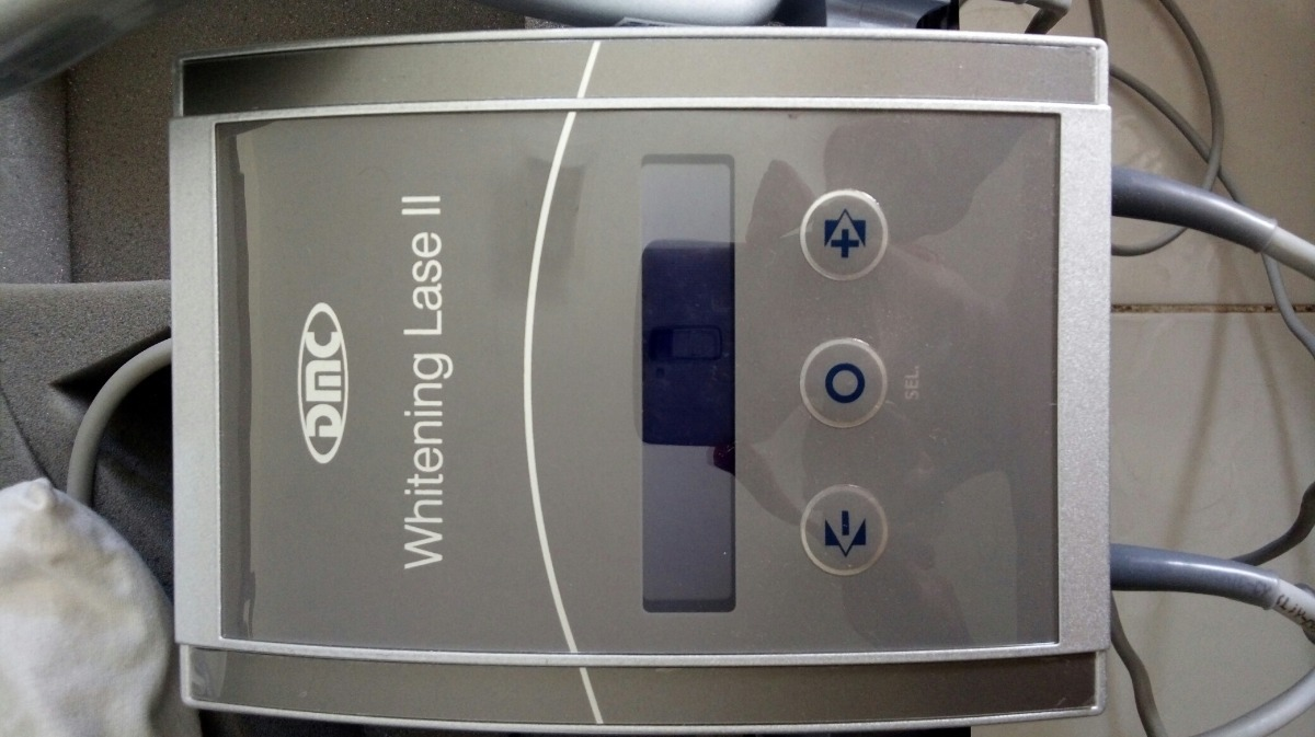 5cdab69713500 Whitening Laser Ii (clareador + Laserterapia) - Dmc - R  4.500,00 em ...
