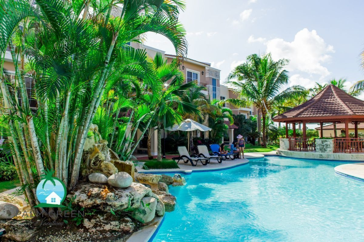 whitesands punta cana 2bd free shuttle to the beach - new