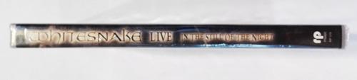 whitesnake live in the still of the night dvd nuevo