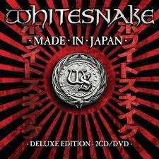 whitesnake - made in japan (2cd+dvd) - e
