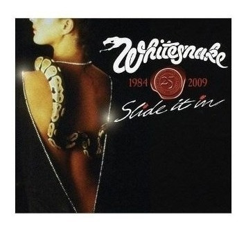 whitesnake slide it in 25th anniv expanded edition  cdx2