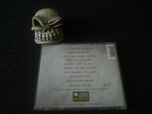 whitesnake slip of the tongue importado  cd