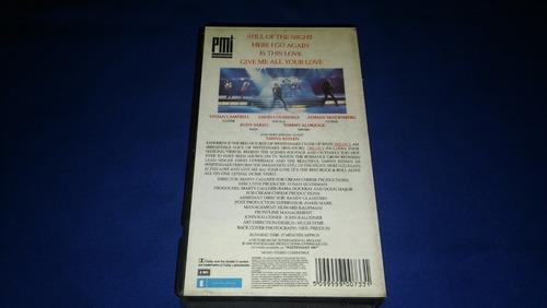 whitesnake -trilogy (vhs) 1988