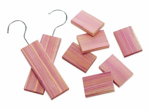whitmor 6-cedar bloque y 2 cedar hang ups