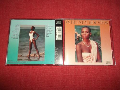 whitney houston - homonimo cd imp ed 2002 mdisk