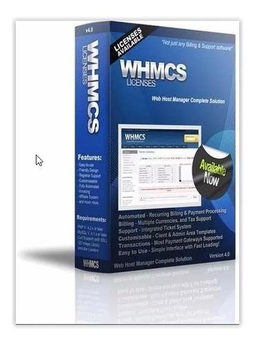 whmcs modulo mercado pago + retorno automático p/ versão 7.6