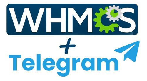 whmcs + telegram