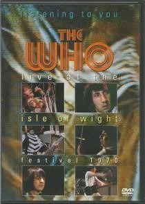 who, the - listening to you (live at the isle of wight festi