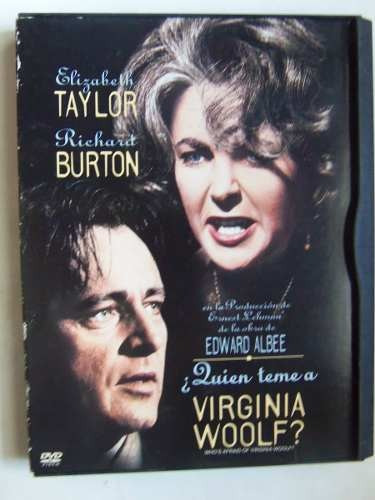 who's afraid of virginia woolf e. taylor subs español dvd