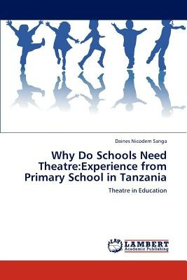 why do schools need theatre: experience from pr envío gratis