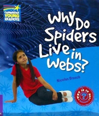 why spiders live youn niv4(libro idiomas)