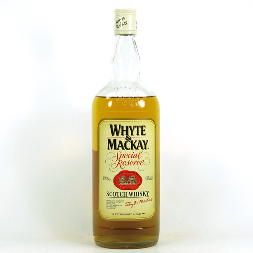 whyte & mackay special reserve bot. 1970