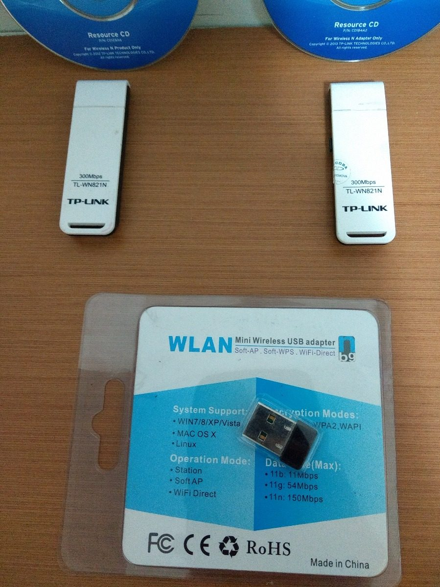 TP-LINK TL-WN821N QSS Drivers for Windows 10