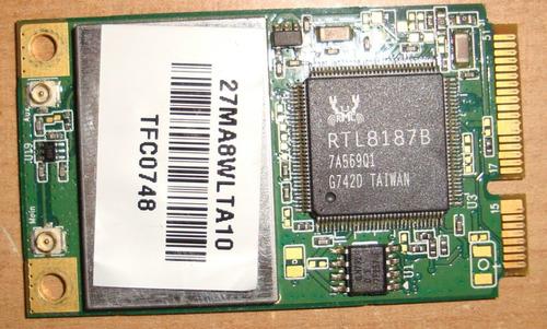 wi-fi rtl8187b notebook