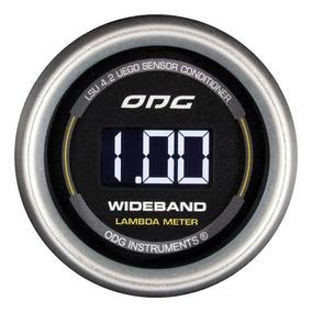 Wideband X 2 Controlador Odg + Sonda 4 2 (banda Larga)+copo
