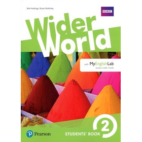 Wider World 2 - Student ' S Book With My English Lab - Acces