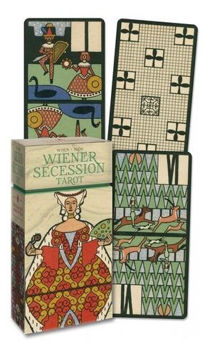 wiener secession tarot - 1906