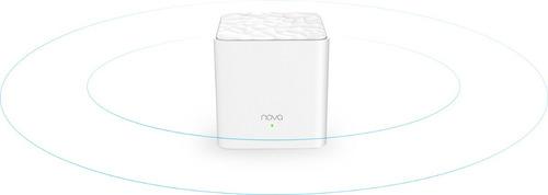 wifi en malla 2 cubos 200mts tenda nova mw3