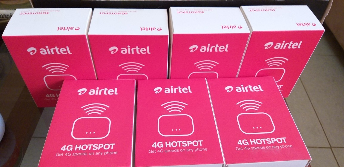 Wifi Hostpot 4g Zte Airtel Ml Mf920v