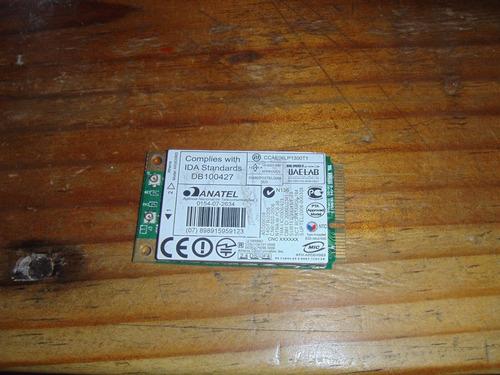 wifi mini pci express atheros ar5bxb63 laptop