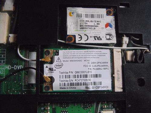 wifi para toshiba a205-s7458