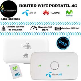 Wifi Portátil Telenor