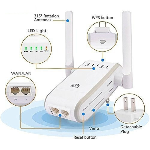 wifi range extender 300mbps wireless wifi repeatersignal boo