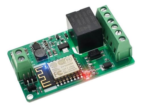 wifi rele esp8266 esp12 tipo sonoff octocoplado arduino 220v
