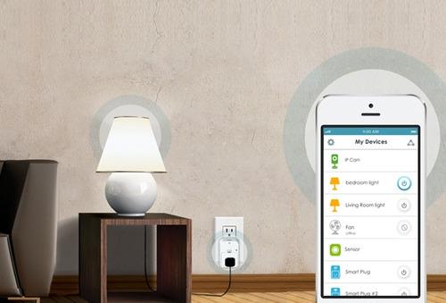 wifi smart plug  - controla tu casa con tu smartphone