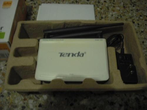 wifi tenda 300mbps wireless n home router modelo no. n30 30v