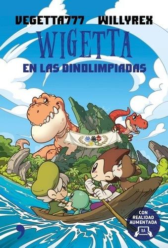 wigetta en las dinolimpiadas - willyrex/ vegetta777