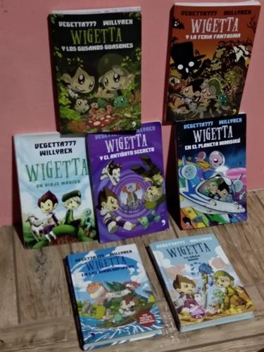 wigetta libros