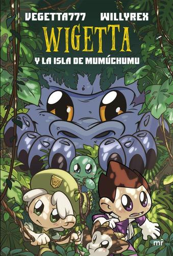 wigetta y la isla de mumuchumu - planeta