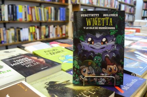 wigetta y la isla de mumuchumu. willyrex - vegetta777.