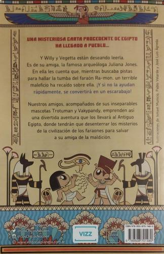 wigetta y la momia de ra-mon. vegetta777 y willyrex $490