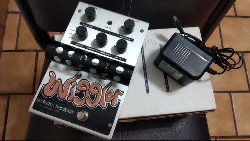 wiggler de electro-harmonix vibrato/tremolo