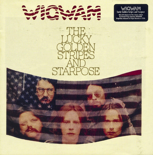 wigwam - the lucky golden stripes and starpose (1976) - cd