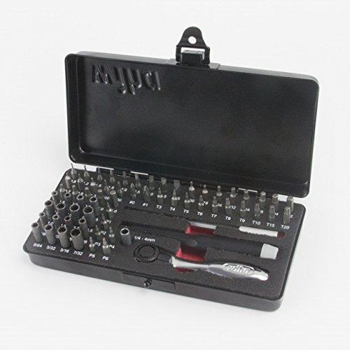wiha 75965 caja de almacenamiento de acero de trinquete de p
