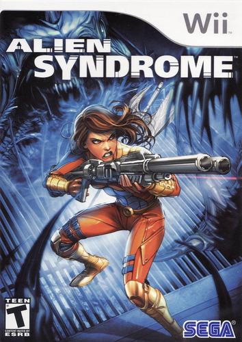 wii   alien syndrome   nuevo